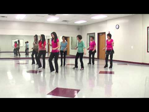 No Matter - Line Dance (Dance & Teach in English & 中文)