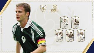 FIFA Online 4 | Zidane ICON +5 bá đạo và nhiệm vụ giải cứu Bia Hộp