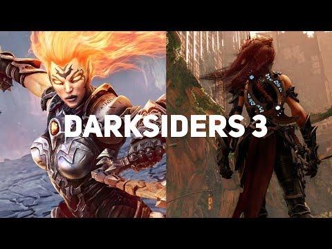 Darksiders 3. Первый