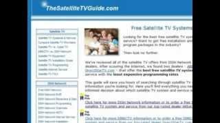 Satellite TV Comparison - Providers and Dealers Compared