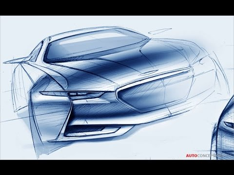 Car Design: GENESIS New York Concept (Design Story)