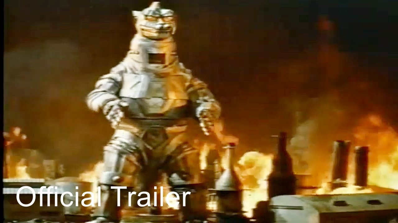 Terror of Mechagodzilla (1975) movie trailer