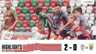 Highlights: Cs Marítimo 2-0 Sl Benfica