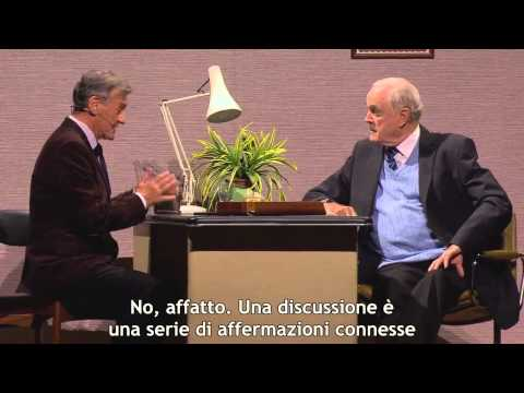 La clinica per litigare (Argument clinic) LIVE - Monty Python live mostly (SUB ITA)
