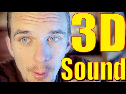 3D Sound! AMAZING EFFECT! 🎧