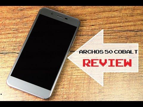 LTE Franzose im Test : Archos 50 Cobalt Review