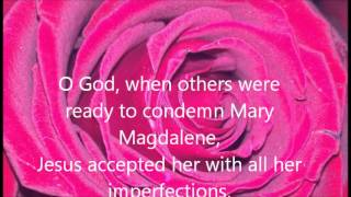 Saint of the Day - 22 July - St. Mary Magdelene