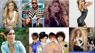 2000's & 2010's Hits Latinos-Españoles (Presentación)