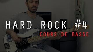 HARD ROCK #4 - Cours de Basse /// Bruno Tauzin