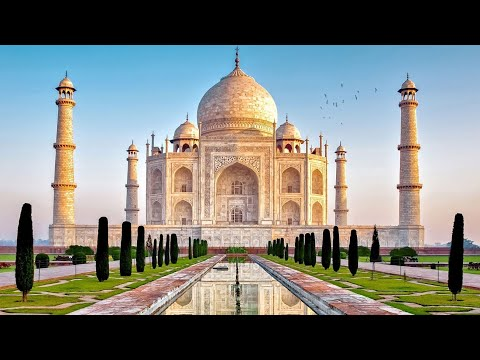 TAJ MAHAL (Agra, India): full tour