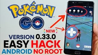 Pokemon GO Hack Android NO ROOT Updated - Joystick & Location Spoofing!