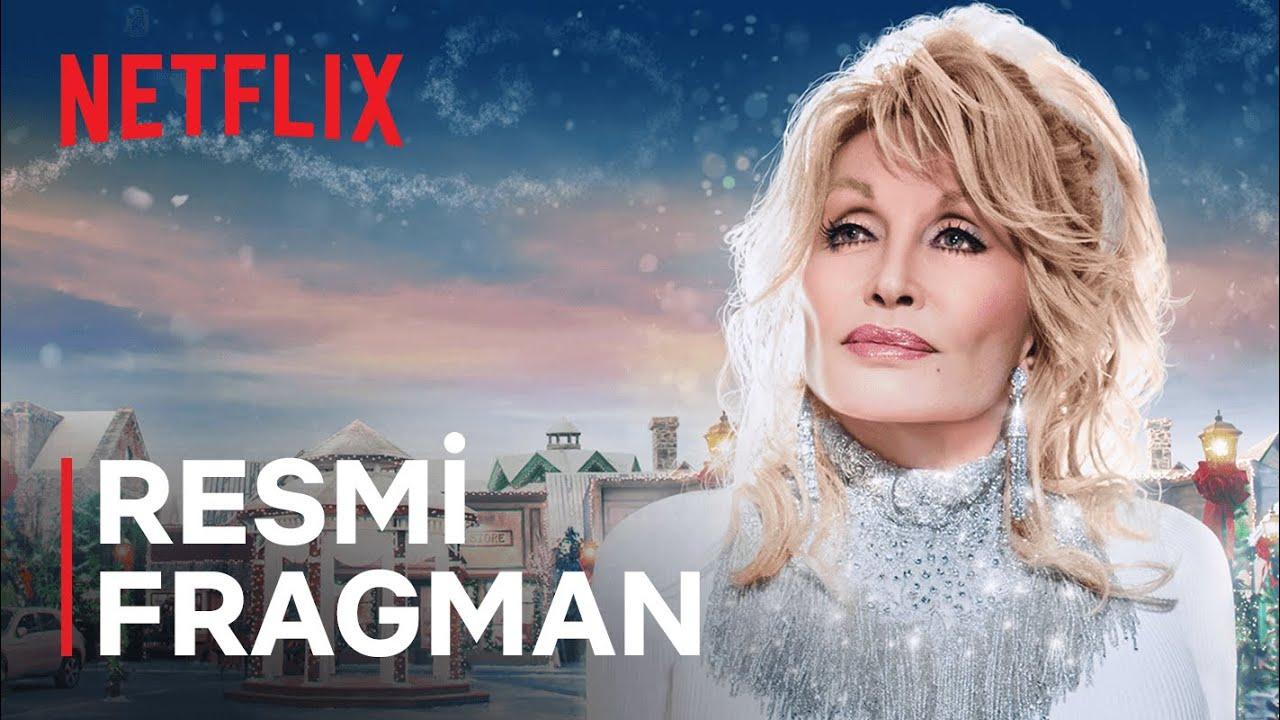 Christine Baranski'nin rol aldığı Dolly Parton ile Noel Mucizesi   Resmi Fragman   Netflix