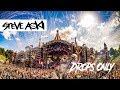 Steve Aoki Tomorrowland 2017 DROPS ONLY video & mp3