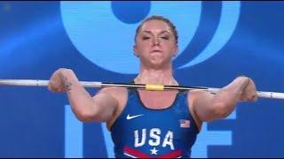 WOMEN 69kg A CLEAN & JERK / 2017 WEIGHTLIFTING WORLD CHAMPIONSHIPS