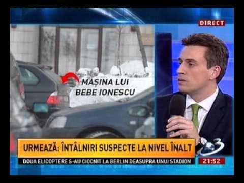 Catalin Ivan - Intalniri suspecte la nivel inalt (Antena 3 - 21 mar 2013)