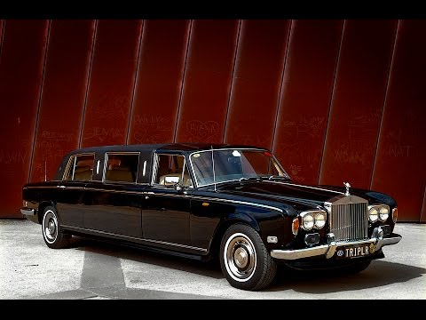 Rolls Royce Limo- Wedding Car Hire Melbourne- Triple R Luxury Car Hire