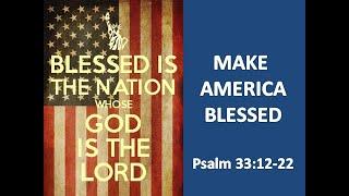 Make America Blessed