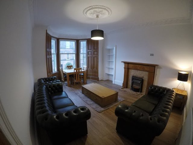 DD1 Just Refurbed Next to Uni 2 Bed West End Flat Main Photo