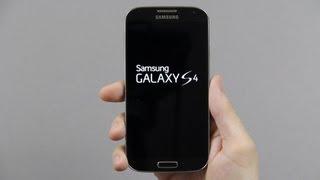 Samsung Galaxy S4 Розпакування і попередній огляд!