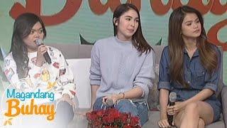 magandang buhay julia alora and maris friendship
