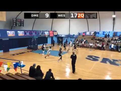 DME Sports Academy vs. Westridge Academy Golden Knights