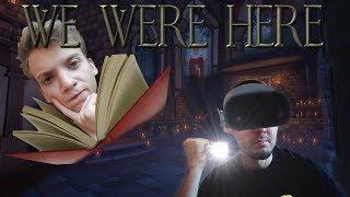 ZAMEK PEŁEN ZAGADEK | WE WERE HERE #1