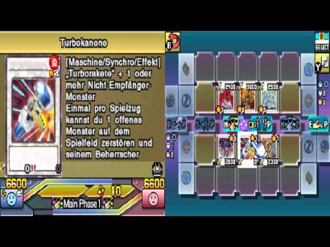 Let's Play Yu Gi Oh! World Championship 2011 Part 20 - Rumgerenne und Duell-Puzzles 2.0