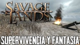 "SAVAGE LANDS ""SUPERVIVENCIA Y FANTASÍA"" 