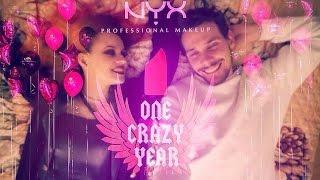 ДЕНЬ РОЖДЕНИЯ NYX или NYX ONE CRAZY YEAR!!!