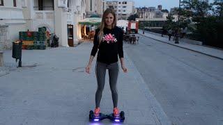 O gravida pe hoverboard (smart balance wheel)