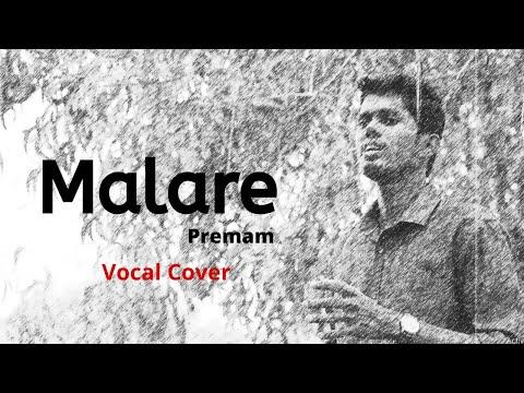 Malare ninne premam vocal cover-Manikandan