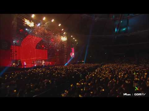 G-Dragon - Heartbreaker (Concert Version) [Shine A Light Concert] [HD 1080i]