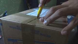 Unboxing Cricket Fingerboard + Novo patrocinador !!!