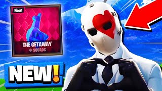 XD Clan VS. The Getaway Mode in Fortnite Battle Royale
