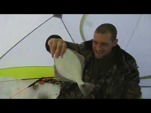 Зимняя морская рыбалка