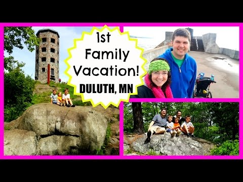 SUMMER VACATION! Exploring Duluth, MN | Suites Hotel