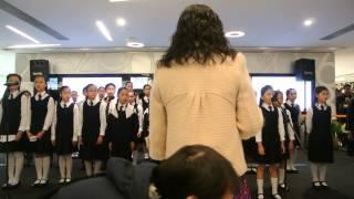 Publication Date: 2021-01-26 | Video Title: 2014/12/12 救恩學校高年級歌詠團報佳音 Part1
