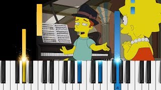 Ed Sheeran's song in The Simpsons (