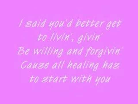 Better Get To Livin' - Lyrics