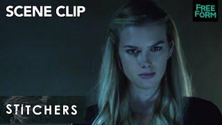 Stitchers | Season 3 Episode 10: Kirsten Questions Stinger | Freeform