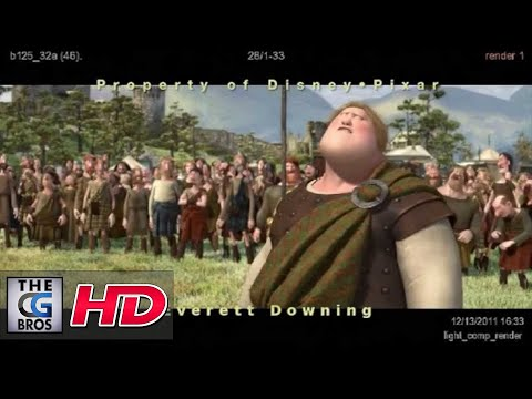 """CGI & VFX Showreels: """"Character Animation Reel"""" - by Everett Downing"""