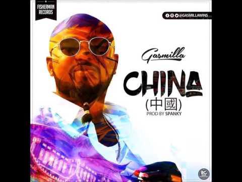 GASMILLA - CHINA prod   SPANKY