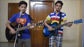 Soch Na Sake (Airlift) | Cover by Tanmay Saxena with Kushagra Agarwal