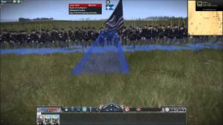 American Civil War mod for Napoleon Total War
