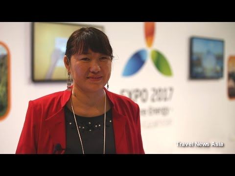 Kazakhstan Tourism Update - Interview at JATA Travel Expo 2016 - HD