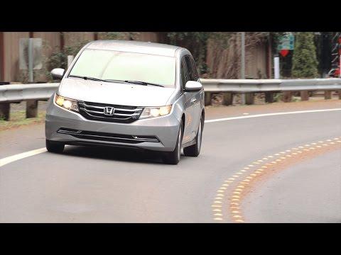 2016 Honda Odyssey SE Review - AutoNation
