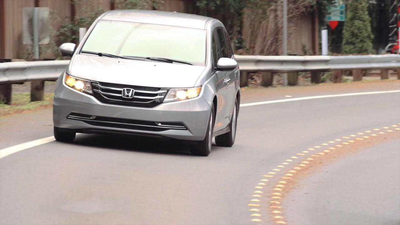 2016 Honda Odyssey Se Review Autonation