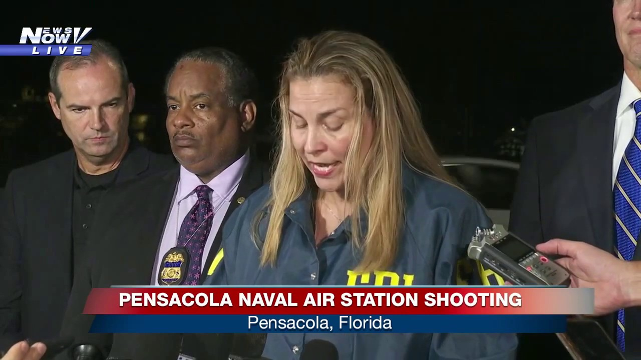 PENSACOLA LATEST: Officials provide last update day of incident - FOX 10 Phoenix