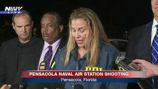 PENSACOLA LATEST: Officials provide last update day of incident