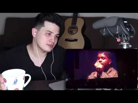 Vocal Coach Reaction to The Weeknd at Coachella 2018 (EMOTIONAL). http://bit.ly/2BuUAGT